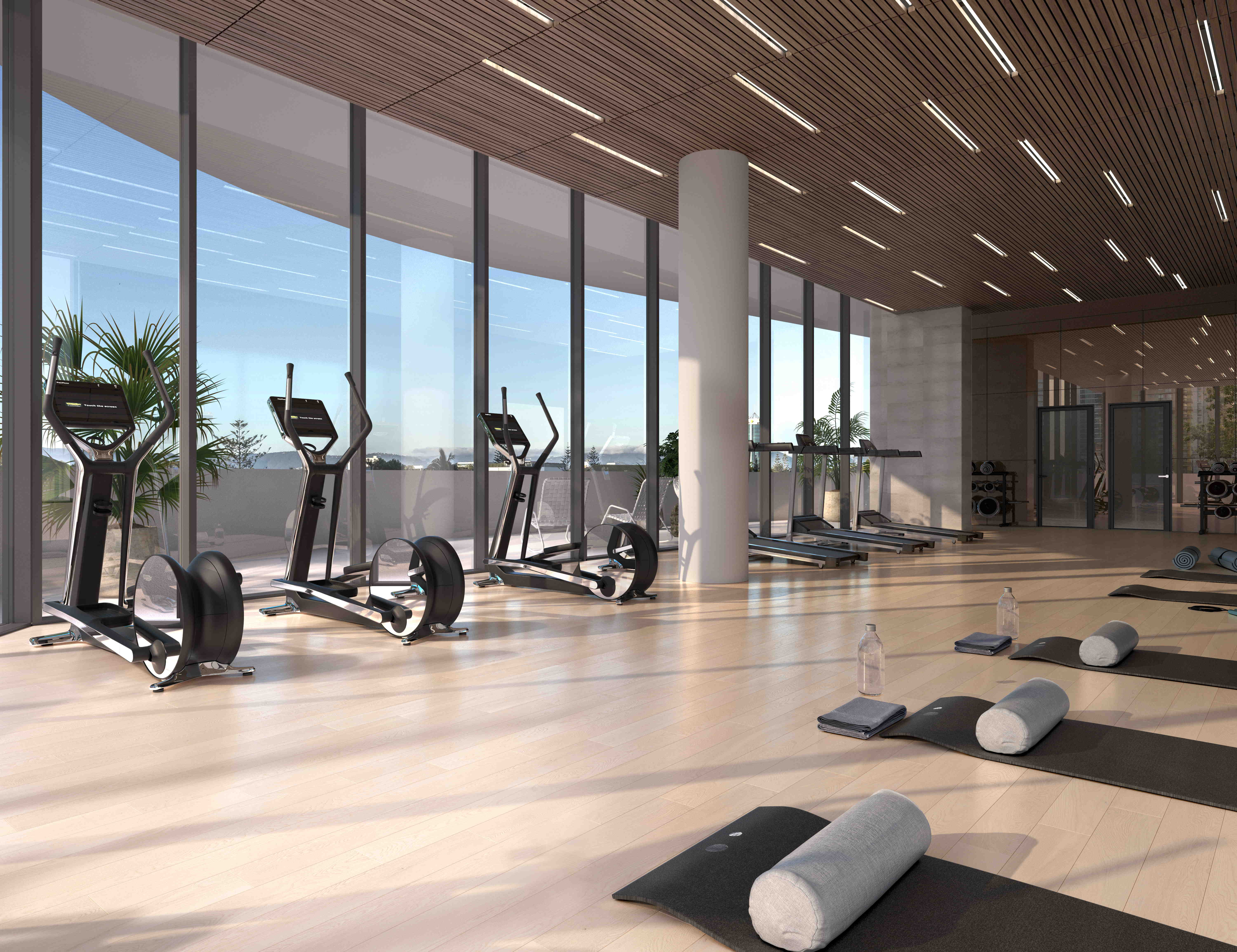 Real Estate | Gold Coast | Chevron Realty | Gym