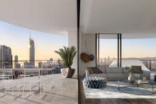 Real Estate | Gold Coast | Chevron Realty | Interior Balcony Section Avant Garde